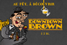 Downtown Brown, 5°