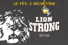 Lion Strong 8.8°