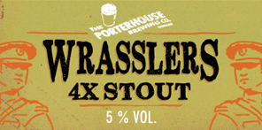 Wrasslers 4x Stout
