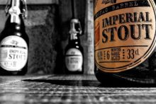 Imperial Stout Cognac Barrel 9.5°