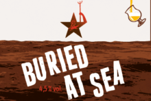 Buried At Sea 4.5°