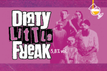 Dirty Little Freak 5.8°