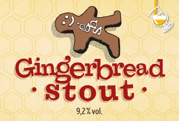 GINGERBREAD STOUT 9.2°