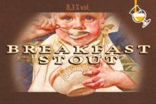 BREAKFAST STOUT 8.3°