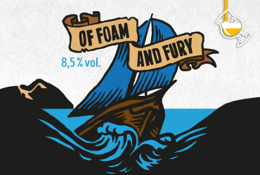 OF FOAM AND FURY 8.5°