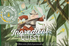 INGREDIENT QUEST 10°
