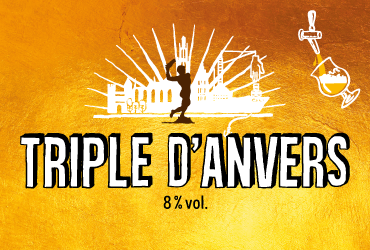TRIPLE D'ANVERS 8°